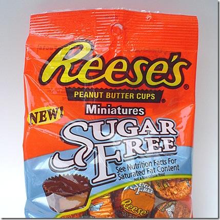 sugar free reeses